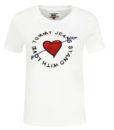 t-shirt love fronte