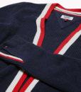 Tommy-Jeans-Black-Iris-Signature-Tape-Cotton-Blend-Cardigan-Dw0dw05148-Womens-3