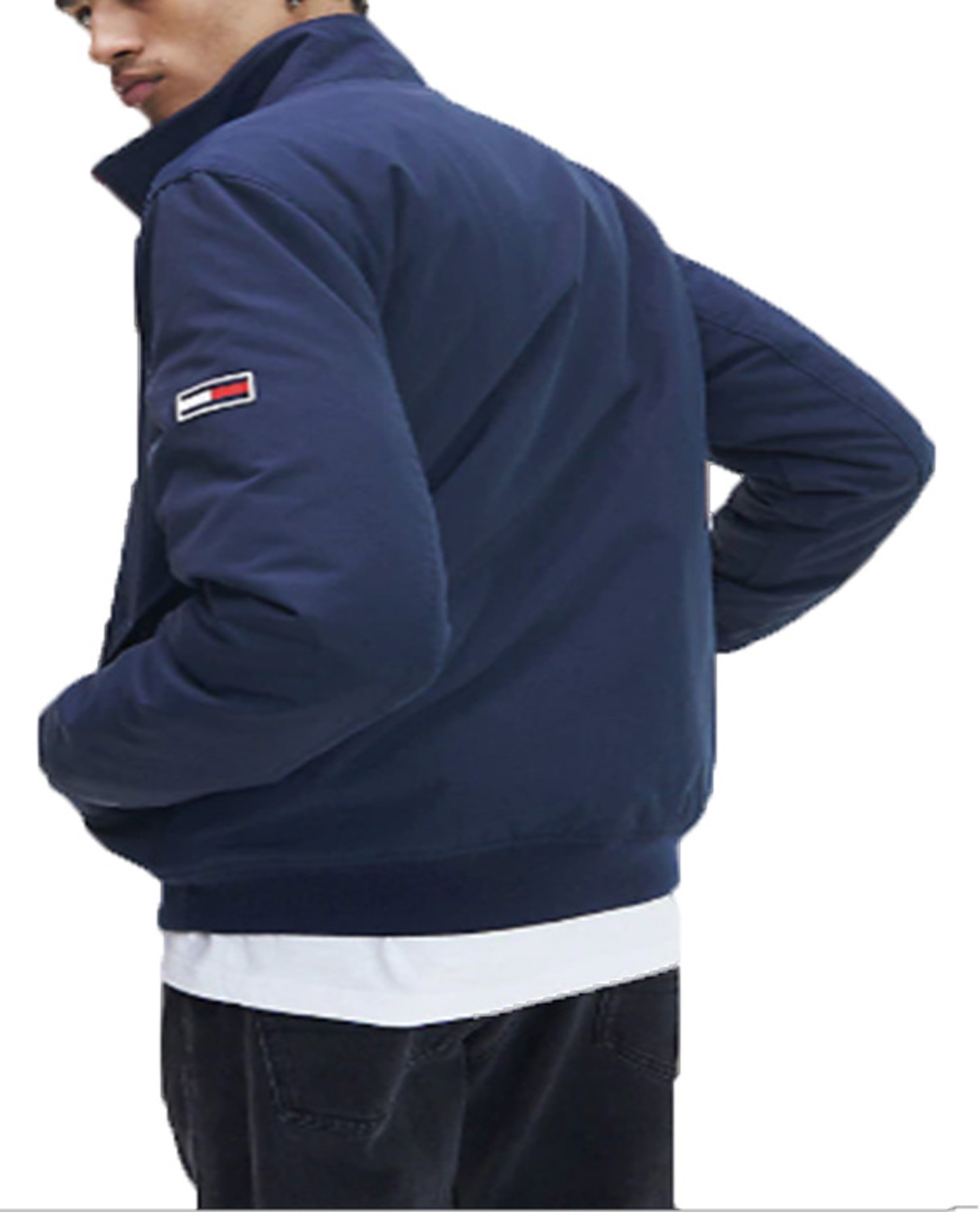 TOMMY JEANS Bomber Imbottito Essential
