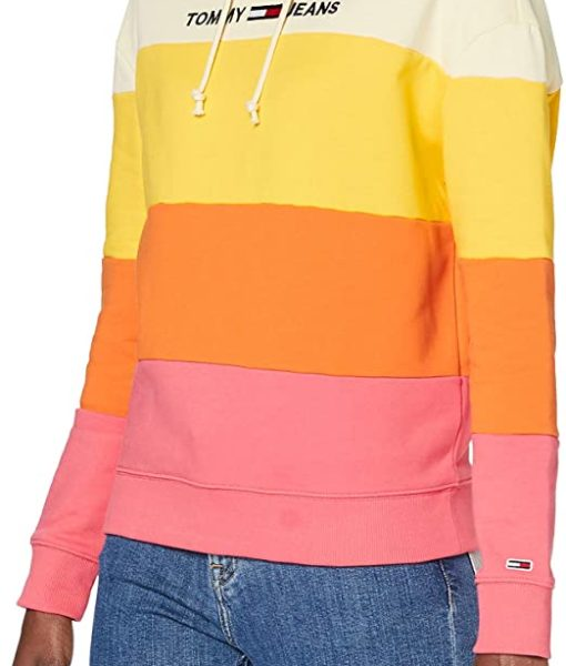 felpa multicolor